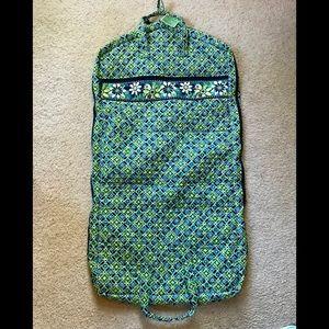 NWT Vera Bradley Daisy Daisy Garment Bag